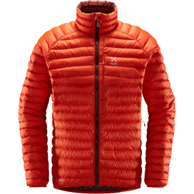 Haglöfs Essens Mimic Jacket Men habanero/maroon red